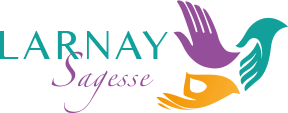 Association Larnay-sagesse (logo de l'association)