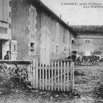 Carte postale Larnay