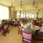 Salle à manger de l'EHPHSAD