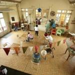 Salle d'animation de Larnay